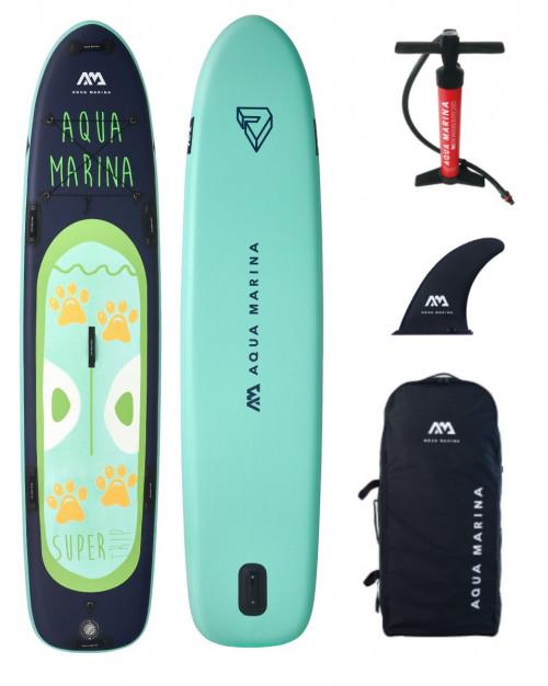 SUP dēlis Aqua Marina Super Trip 12'2, 370x82x15 cm