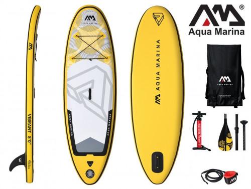 SUP доска Aqua Marina VIBRANT 8'0″, 244х71х10 см