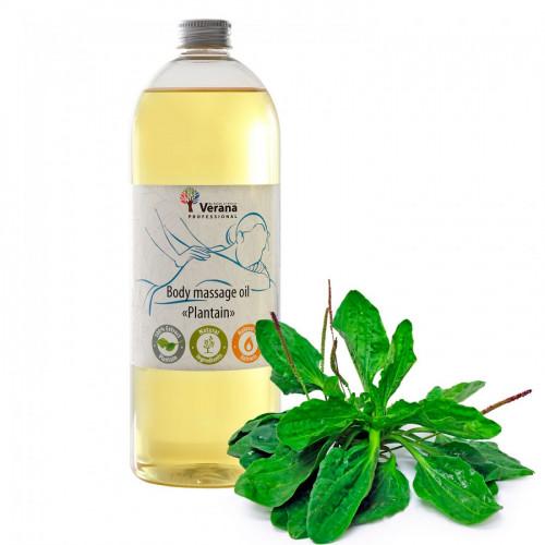 Masāžas eļļa ķermenim Verana Professional, Ceļmallapa 1 litrs