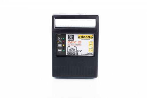 Laivu akumulatoru impulsa lādētājs DECA 9A