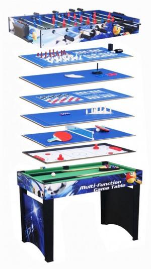 Daudzfunkcionālais spēļu galds (51165601)