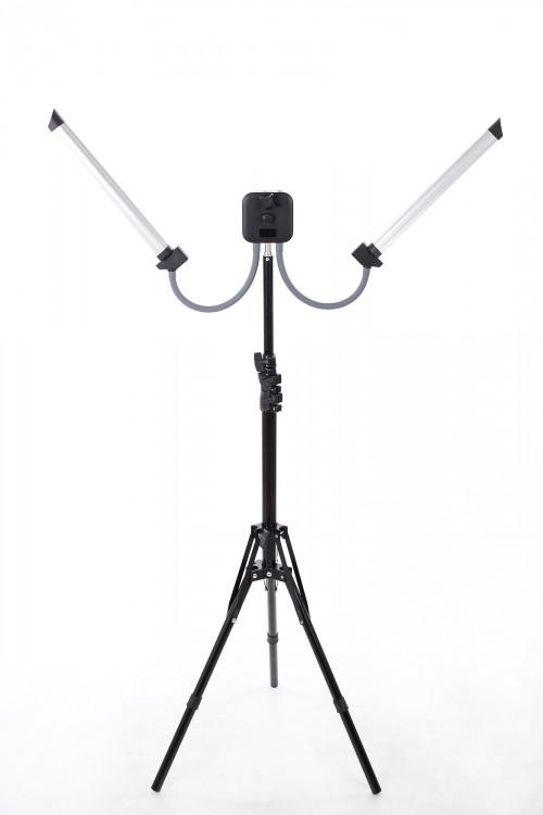 Косметическая ЛЕД лампа, 2x20W (9602LED)