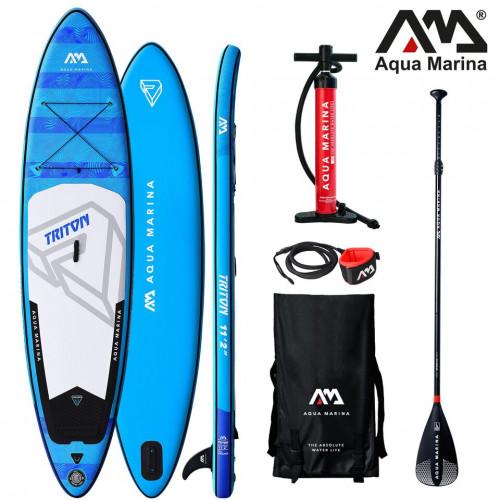 SUP доска Aqua Marina Triton 11'2″, 340x81x15 см