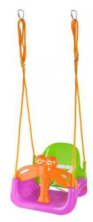 Children Colorful Swing 3in1 (00006340)