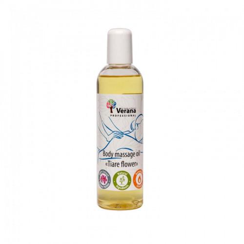 Массажное масло для тела Verana Professional, Тиаре 250мл
