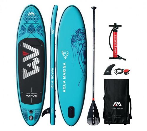 """SUP доска Aqua Marina Vapor 9'10"""", 300x76x12 см"""