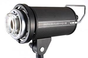 Flashlight 200WS LD-200 Bowens (foto_00519)