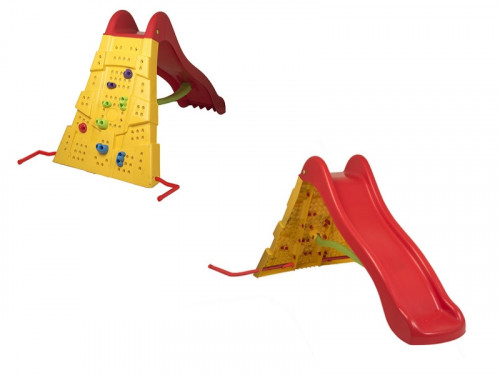 Slide with a Climbing Wall Starplay