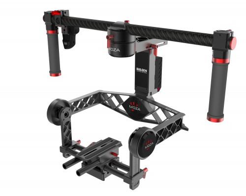 Elektroniskais stabilizators kamerai MOZA Pro