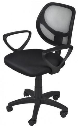 Biroja datorkrēsls Melns, 2728