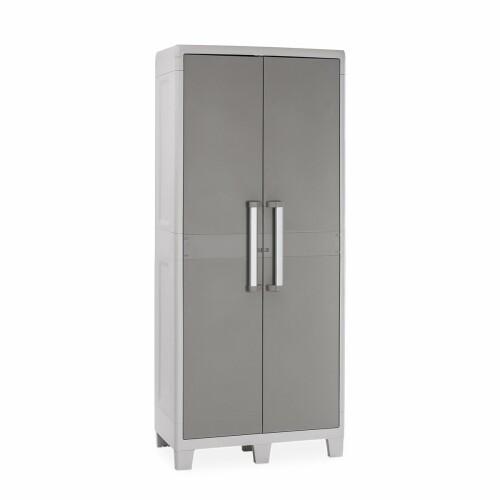 Garden utility cabinet, 3 shelves, 78х49х182 cm, Toomax (Italy)