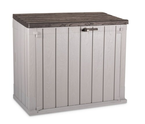 Garden cabinet for tools, 130x75x111 cm, Toomax (Italy)