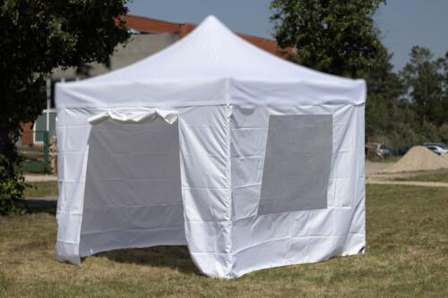 Sienas nojumei 3x3 m, 4gab. komplekts, PU 600D telts