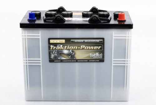 Slodzes laivu akumulators Intact Traktion-Power 125AH (c20)