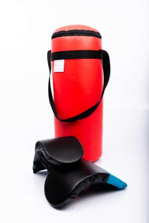 Boxing Bag 6 kg + Children Gloves
