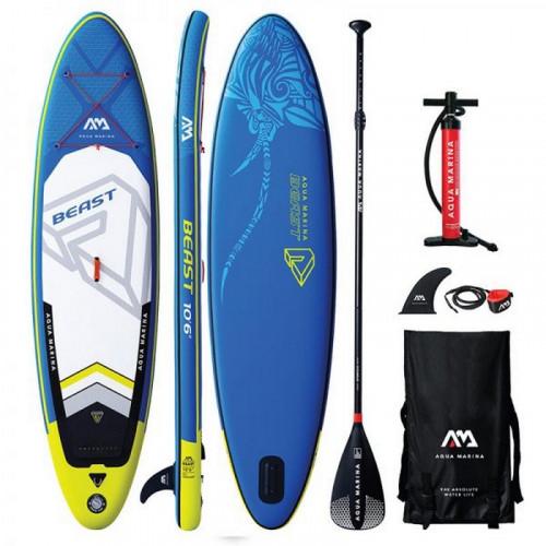 SUP доска Aqua Marina BEAST 10'6″, 320x81x15 см