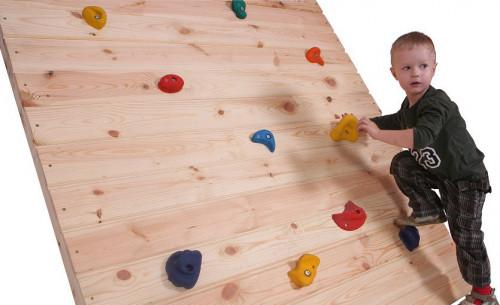 Kāpšanas akmeņi Just Fun ''Augšup'', izmērs L, daudzkrāsaini, 5 gab.