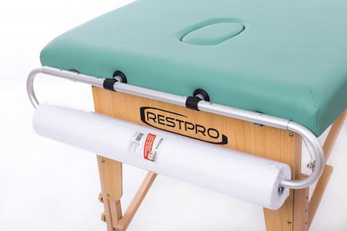Papīra ruļļu turētājs masāžas galdiem RESTPRO