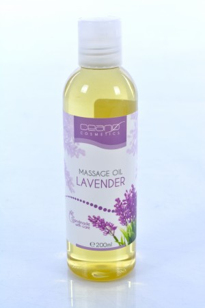 LAVANDA Massage Oil Ceano Cosmetics 200ml