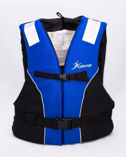Glābšanas veste Olimp 50-60 kg, OL-BLUE-L