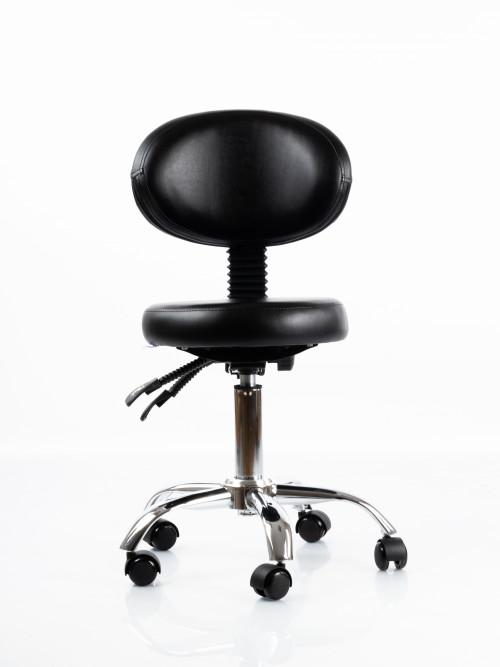 Meistara krēsls Restpro® Round 5 black