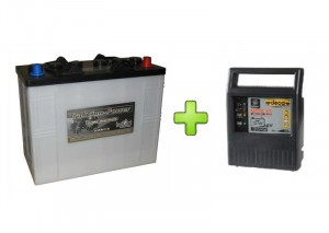 Intact Traktion-Power 125AH + Deca 9A