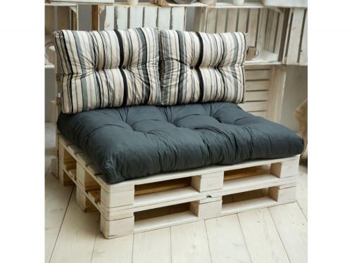 Matrači un spilveni gultām no paliktņiem, 80х120 cm