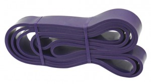 Fitnesa gumija - espanders Power Band 208x2,9cm