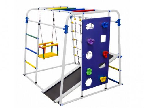 Bērnu rotaļu laukums START BABY-2, 00618-BLUE
