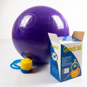 Exercise ball 65 cm (Fitball)
