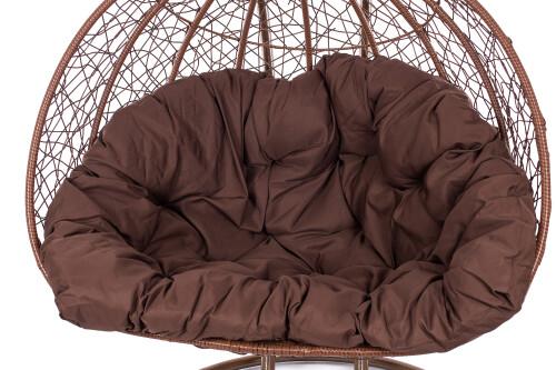 """Šūpuļkrēsla spilvens - paliktnis """"Ola"""" 1144D, 170x130x20 cm"""