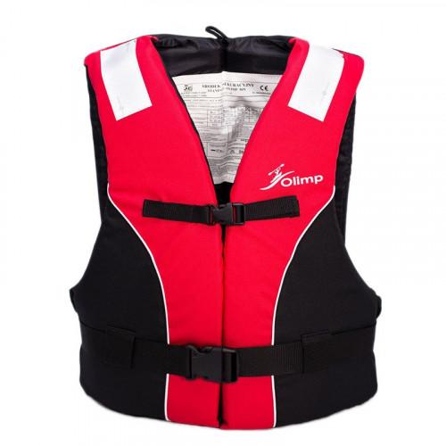 Glābšanas veste Olimp 40-50 kg, OL-RED-M