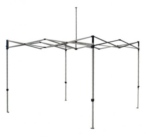 Saliekamais nojumes rāmis 3 x 3 m (alumīnijs, 40x40x1.0 mm)