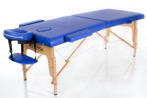 RESTPRO® Classic-2 Blue Portable Massage Table