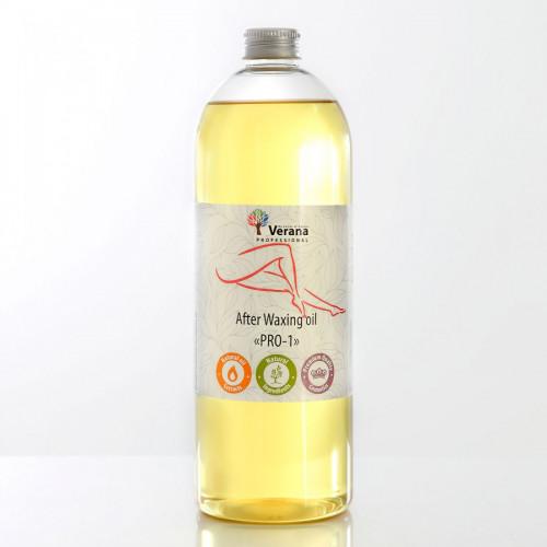 Масло после ваксинга Verana, PRO-1, 1 литр (без аромата)