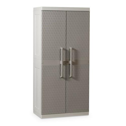 Garden utility cabinet, 4 shelves, 89х54х190 cm, Toomax (Italy)
