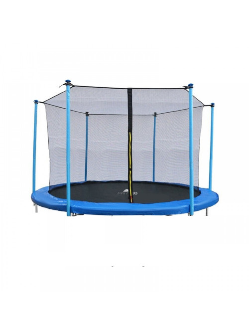 Inside trampoline enclosure 10FT, 305cm