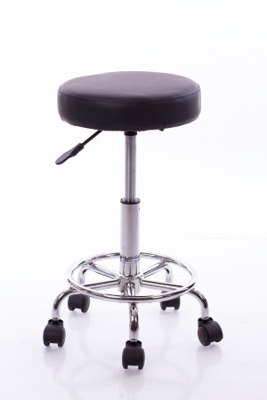 Meistara krēsls RESTPRO® Round 2 black