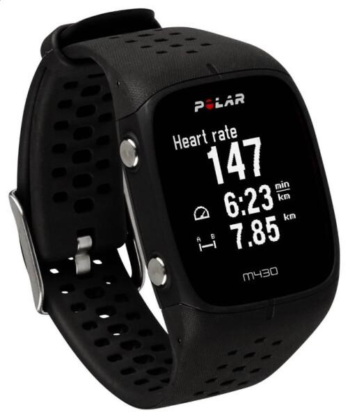 Спортивные часы POLAR M430 BLACK, M/L