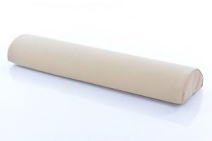 RESTPRO® masāžas pusrullis Memory (bēša krāsa)