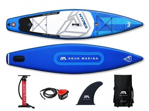 SUP доска Aqua Marina Hyper 11'6″, 350x79x15 см