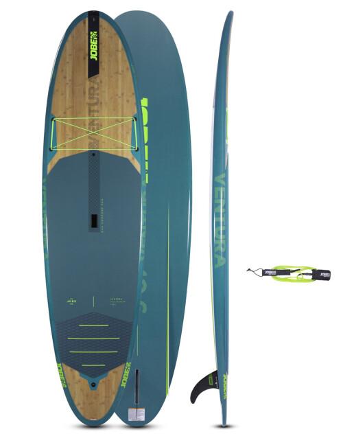Ciets SUP dēlis Jobe Bamboo Ventura 10.6 320x81x13 cm