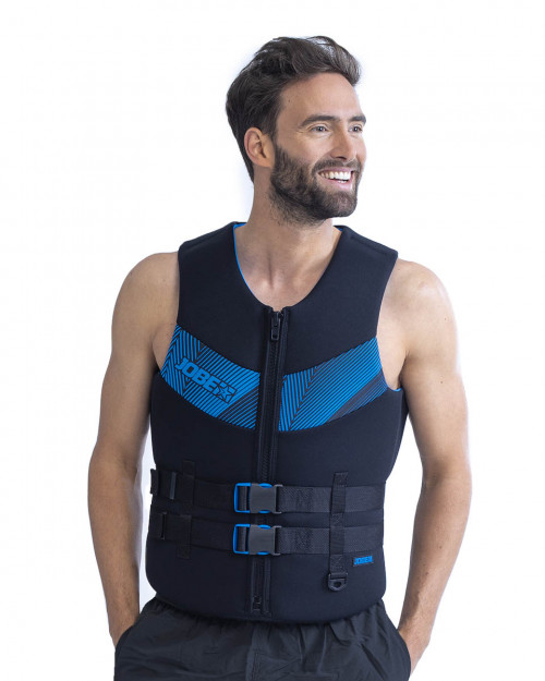 Life jacket Jobe Neoprene Life Vest Men, blue