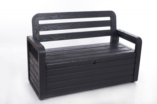 Garden storage bench with box 132x58x89, Тoomax (Italy)