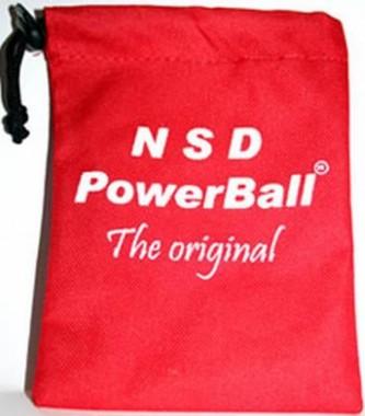 PowerBall мешочек (красный)