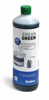 Apakšēja rezervuāra BIOloģiskais šķidrums Enders Ensan GREEN 1 litrs (75ml/10l)