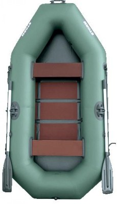 Inflatable rubber boat St-260