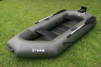Inflatable rubber boat ST-280T