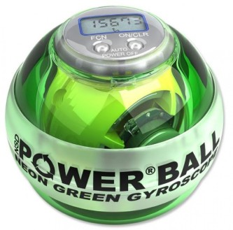 NSD POWERBALL Green LED Pro 250 Hz