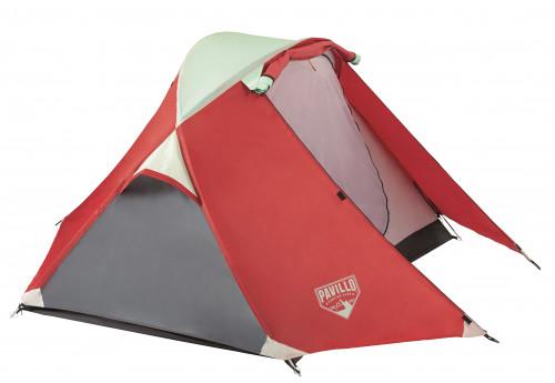 Tourist tent Bestway Calvino X2, (0.60+1.40+0.60)x2.20x1.30 m